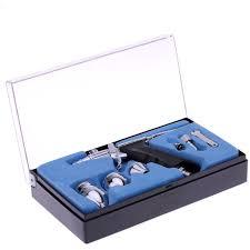Pistolet KKmoon Double Action Trigger <b>Professional Airbrush Set</b> ...