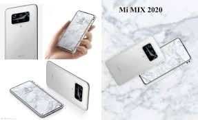 <b>Xiaomi Mi</b> MIX <b>2020</b>: leaked images show a whole <b>new</b> design