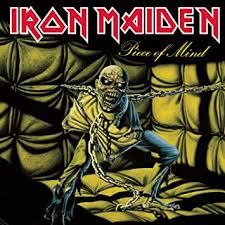 <b>Iron Maiden</b> - <b>Piece</b> Of Mind - Amazon.com Music
