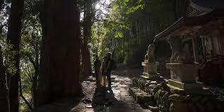 A Heavenly Hike Through Ancient <b>Japan</b> - WSJ