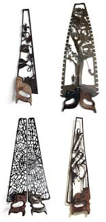 rustic metal plasma star decorative wall old farming tools enjoy a second life thanks to one talented sculptor
