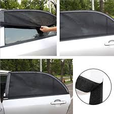 2Pcs <b>Car Sun Shade</b> UV Protection <b>Car</b> Curtain <b>Car Window</b> ...