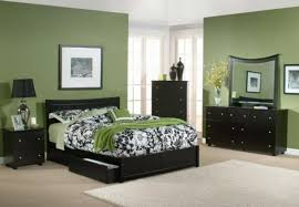 Modern Bedroom With Purple Color Combination Ideas Impressive Flawless Green Bedrooms On For Master