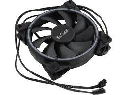 <b>Вентилятор</b> для корпуса <b>PCCooler CORONA</b> FRGB - купить в 05 ...