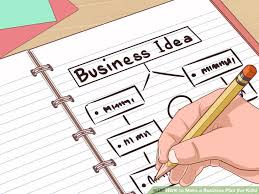 How to write a business plan step by step how to write a simple