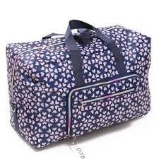 <b>Foldable Travel Bag Women</b> Large Capacity <b>Portable</b> Shoulder ...