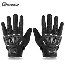 <b>Riding Tribe</b> MCS - 17 Motorcycle Racing Gloves | Gearbest