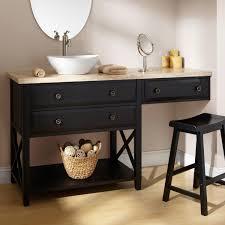 bathroom vanity high glossy black f black high gloss finish bathroom vanity table stand with three drawe