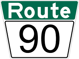 Winnipeg route 90