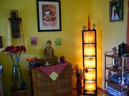 photo blue yellow home meditation