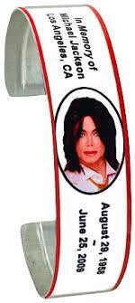 Michael Jackson Embrace Bracelets