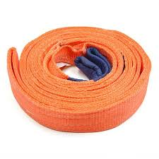 <b>5M x 50mm</b> Nylon Security Double Layers Recovery Towing Strap ...