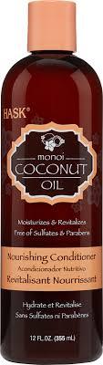 HASK <b>Питательный кондиционер с</b> кокосовым маслом, 355 мл ...