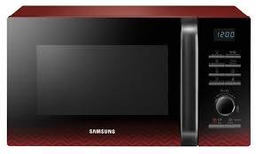Купить <b>Микроволновая Печь Samsung MG23H3115PR</b>/BW 23л ...