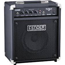 Артикул: 40575 <b>Fender</b> Rumble 15 <b>комбоусилитель</b> для <b>бас</b>-гитары