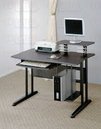 black metal computer desk amazing choice home office gallery office furniture