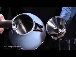 Обзор <b>чайника DeLonghi</b> KBO 2001 B - YouTube