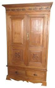 consigned british colonial cabinet reclaimed teak bedroom armoire wardrobe asian armoires and wardrobes antique english wardrobe armoire