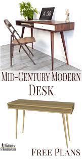 century modern teak dining table otmar