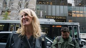 Image result for Kellyanne Conway chosen as Donald Trump's counselor