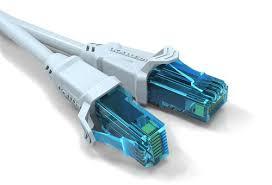 <b>Патч</b>-<b>корд Vention</b> UTP категории 5е, RJ45, <b>прямой</b>, 3 м, серый