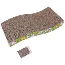 1PC <b>Eco</b>-<b>friendly Practical Multi</b>-<b>functional</b> Corrugated Paper Cat ...