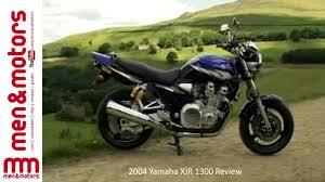 2004 <b>Yamaha XJR 1300</b> Review - YouTube