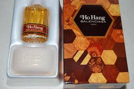 <b>BALENCIAGA Ho Hang</b> - Eau de toilette et savon - Parfum miniature ...