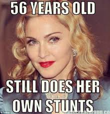 Memes and jokes flood Twitter after Madonna falls at the BRITs ... via Relatably.com