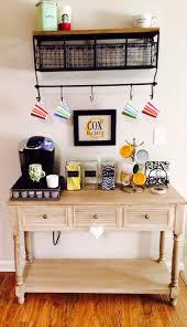 6 attractive coffee bar at home 1 attractive coffee bar home 4