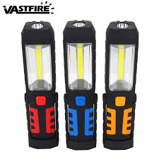 3 color <b>COB LED Magnetic Work</b> Light Car Garage Mechanic Home ...