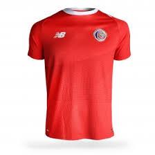 <b>Costa Rica</b> Adult World Cup 2018 <b>SS Home</b> Shirt