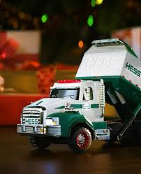 Hess <b>Toy</b> Truck - A Tradition of Collectible Holiday <b>Toys</b>