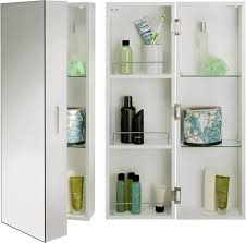 croydex bathroom cabinet: additional image for tall bathroom cabinet with mirror xxmm