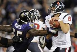 Will the Ravens miss OLB Terrell Suggs?