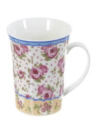 "<b>Кружка</b> керамическая ""Розовый сад"" Best Home Porcelain ..."