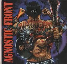 <b>Agnostic Front</b> - <b>Warriors</b> (CD, Album, Promo) | Discogs