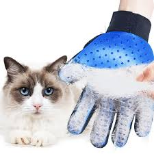<b>1pc Pet Soft Silicone Dog</b> Cat <b>Pet</b> brush Glove Cat cleaning Gentle ...