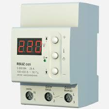 <b>Реле напряжения RBUZ</b> D25 AC230В