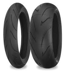 200/50R-18 <b>Shinko 011 Verge Radial</b> Rear Tire