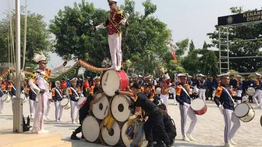 Drump Corps Akpelni Semarang
