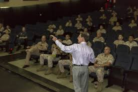 marine corps university briefs new changes to marines > marine hi res photo