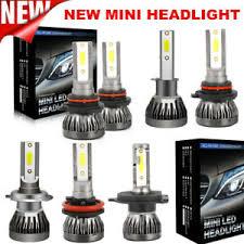 <b>Pair</b> Mini <b>H1</b> H4 H7 H11 <b>110W</b> 20000LM Car CREE LED Headlight ...