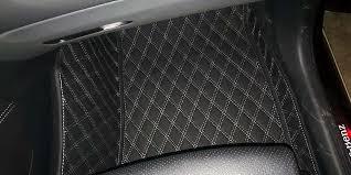 <b>Кожаные коврики в салон</b> автомобиля - Тюнинг-ателье АвтоХайп