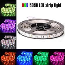 econoLED 12V Flexible SMD 5050 RGB LED Strip ... - Amazon.com