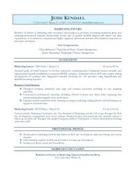 marketing internship resume samples | Template marketing internship resume samples