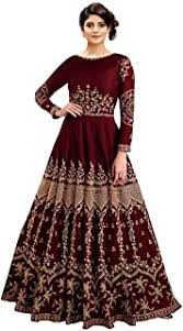 Gowns - Ethnic Wear: Clothing & Accessories - Amazon.in