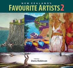 New Zealands Favourite Artist's v.2 by Denis Robinson - issuu
