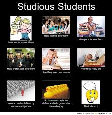 Studious Students... - Meme Generator What i do via Relatably.com