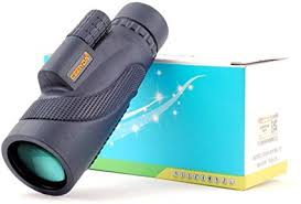 Binoculars 12x50 <b>40x60 HD High</b> Power Monocular and Quick ...